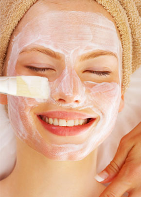 Facial treatments at Joan Wells Beauty Therapy