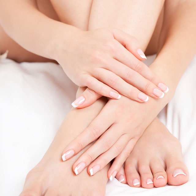 Pedicure & Manicure treatments