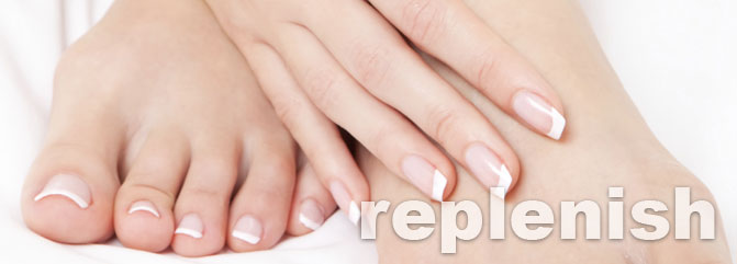 Manicure & Pedicure treatments